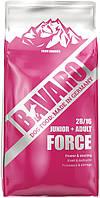 Сухой корм для активных собак и щенков Josera BAVARO Force 28/16, 18 кг.