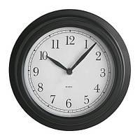 DEKAD Настенные часы, черный
