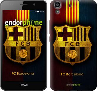 "Чехол на Huawei Y6 Барселона 1 ""326c-333-571"""