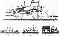 Гидронавесная система трактора МТЗ-3022, МТЗ-2522, 2822 Беларус с электрогидравлическим распределителем Бош
