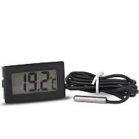 Цифровий термометр TPM-10 ( -50 до +110 С ) з виносним датчиком ( довжина шнура 1 м ), фото 1