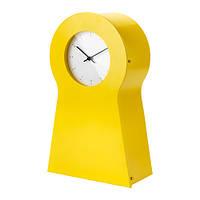 IKEA PS Часы, желтый, фото 1