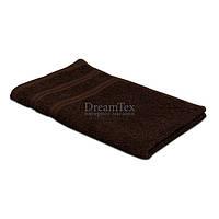 Полотенце кухонное махровое Home Line 30х30 см (129660) Темно-коричневое