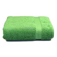 Полотенце банное махровое с бордюром Home Line 70х140 см (125395) Зеленое