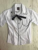 Блузка для девочки 122-146