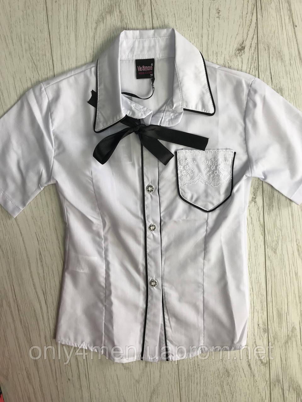 Блузка для девочки 122-146 - Детская одежда оптом и в розницу. Школьная форма в Хмельницком