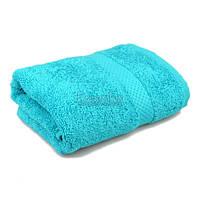 Полотенце для рук и лица махровое с бордюром Home Line 40х70 см (124792) Бирюзовый