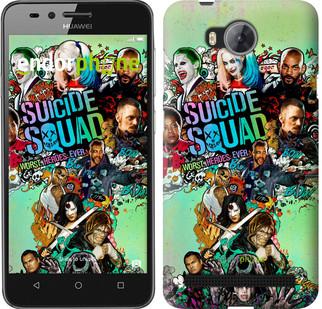 "Чехол на Huawei Y3II / Y3 2 Отряд самоубийц v5 ""3775c-495-571"""