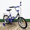 Велосипед EXPLORER 18 T-21815 blue + black