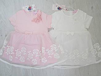 Платье для девочки , Венгрия , F&D, 1,3,4,5  лет