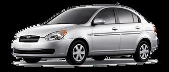 Hyundai Accent III (MC) 2006-2010