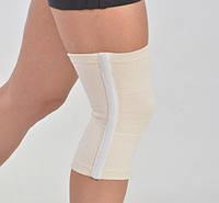 Бандаж на коленный сустав с ребрами БК-1рШ S