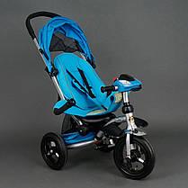 Дитячий триколісний велосипед Best Trike арт. 698 рожевий, фото 3