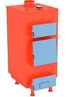 Твердотопливный котел САН ЭКО-У (УСИЛЕННЫЕ) 10 кВт, фото 1