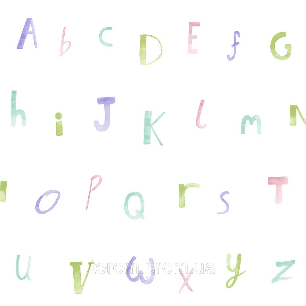 Alphabet Cream_Heather
