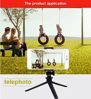 Мини штатив для телефона,экшн камеры , фото 1
