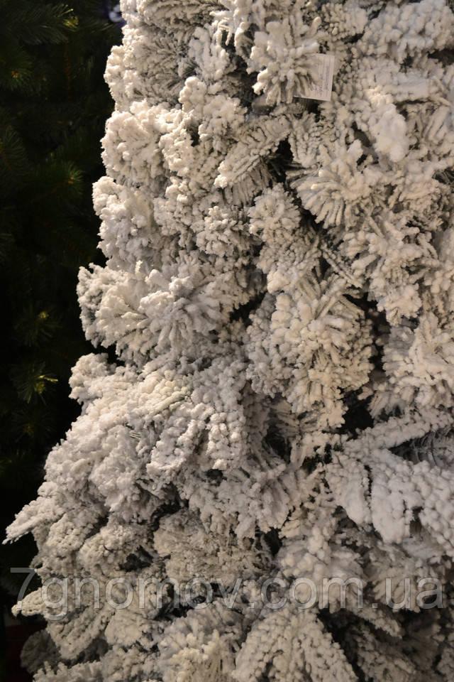 Искусственная елка заснеженная Премиум С041