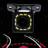 Камера заднего вида с динамической разметкой и подсветкой 103, фото 5