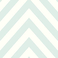 Chevron Soft Teal