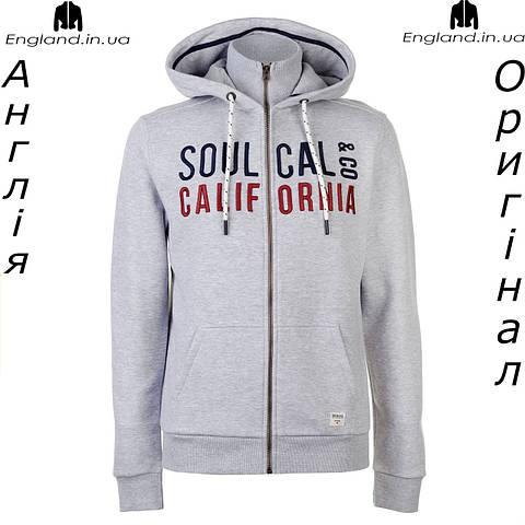 Худи SoulCal флисовая | Худі SoulCal флісова
