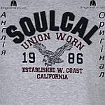Худи SoulCal флисовая | Худі SoulCal флісова, фото 3