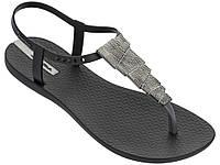 Женские летние босоножки Ipanema Charm V Sandal Black/Black 82283-22037