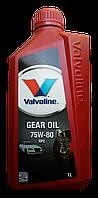 Масло трансмиссионное Valvoline RPC 75W-80, 1л