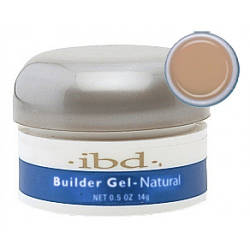 Конструирующий натуральный гель Builder Gel Natural .ibd. 14 мл 18251