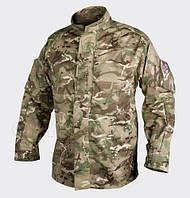 Китель, рубашка армии Великобританнии MTP (Multi Terrain Pattern) мультикам, оригинал, Б/У