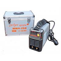 Сварочный инвертор Луч-профи ММА 250 (алюминиевый кейс)