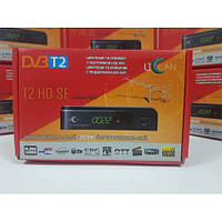 Тюнер Т2 ТВ Приставка DVB-T2 Uclan T2 HD SE Internet без дисплея