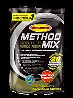 "Прикормка Мегамикс ""Метод-Микс"" для рыбы, 900г, прикормка для рыбалки Мегамикс, рыболовные прикормки Мегамикс"