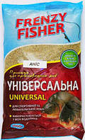"""Прикормка Frenzy Fisher """"Империя"""" для рыбы, 1000гр, универсальный анис, прикормка для рыбалки Frenzy Fisher, анис для прикормки рыбы Frenzy Fisher"""