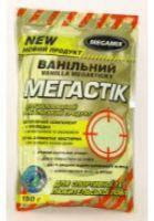 """Клей-Мастырка Мегамикс """"Мегастик"""" для клейковины прикормки, ванильный, 150гр, мастырка ванильная для прикормки Мегамикс, рыболовный клей для рыбалки"""