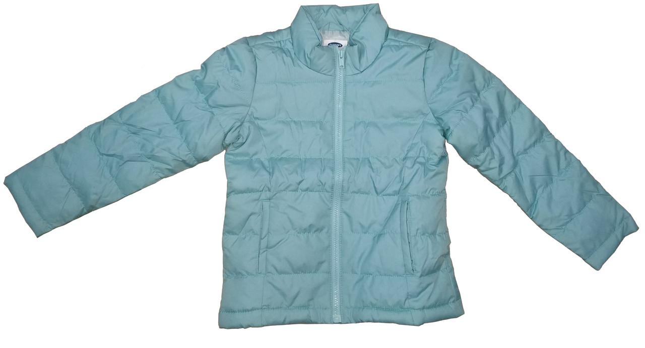Old Navy Куртка детская очень легкая стеганная пуховик с наполнителем