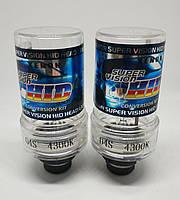 Лампа ксеноновая U-Light D4S, 4300K, 35W, 1 шт., фото 1