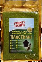 """Пластилин Frenzy Fisher """"Горох"""" для рыбалки, 800гр, рыболовный пластилин Мегамикс, гороховая прикормка-пластилин для ловли рыбы Мегамикс"""