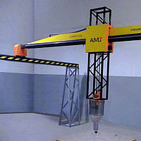3D - принтер АМТ S-6044 LONG  | Строительный 3D - принтер, фото 1