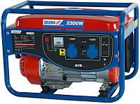 Электрогенератор DEDRA -2 кВт DEGB2510 (бензиновый).