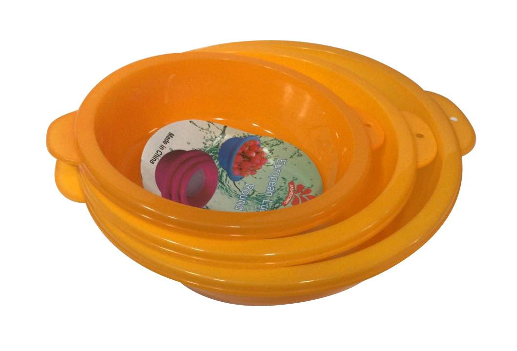 Набор пластиковых сит из 3-х шт  20-23-26 см