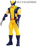 "Большая игрушка Росомаха, коллекция «Титаны» - Wolverine, ""Titan Hero Series"", Hasbro, 30 СМ, фото 1"