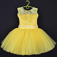 bf6b12175f5 Платье нарядное детское фатиновое