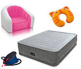 Надувная мебель и аксессуары
