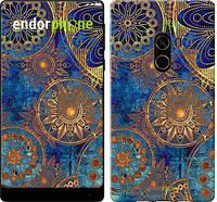 """Чехол на Xiaomi Mi MiX 2 Золотой узор """"678u-1067-571"""""""