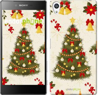"Чехол на Sony Xperia Z5 Premium Новогодняя елка ""4198c-345-571"""