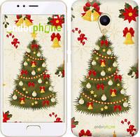 "Чехол на Meizu M5s Новогодняя елка ""4198u-776-571"""