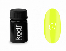 Гель-краска Kodi №61, 4 ml
