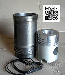 Поршнекомплект ЯМЗ-240 4 кан. (гильза, поршень, уплотнения)