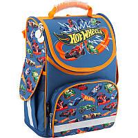 Рюкзак школьный каркасный Kite Hot Wheels Хот вилс (HW18-500S)