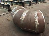 Отвод стальной 630х16 мм ГОСТ 10704-91